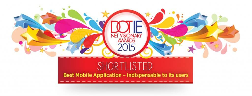 Magnet Voice is shortlisted for the Best Mobile App in the IIA Dot ie Net Visionary Awards.