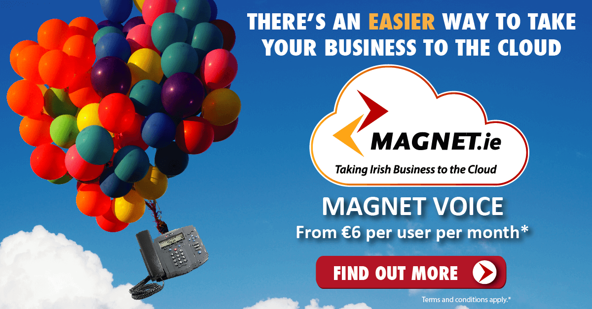Save on line rental with Magnet Voice: the phone system in the cloud!