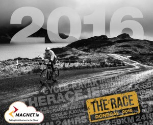 The Race 2016 is proudly sponsored by Magnet, high speed broadband providers.