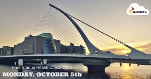 Register for Dublin Startup Health Check Clinic for National Startup Week.
