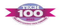 Tech 100 list Magnet as a top provider.