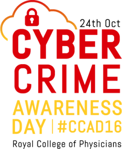 Cyber Crime Prevention Day logo
