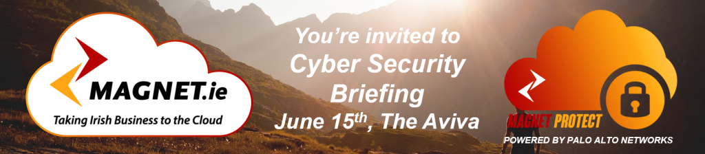 Prevent cyber attacks on Irish SMEs by attending Cyber Security Briefing