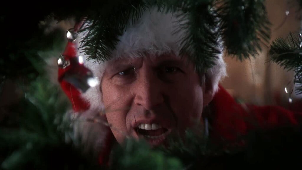 National Lampoons Xmas Vacation - Chevy Chase