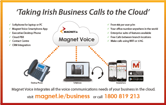 Magnet Voice Advertisement