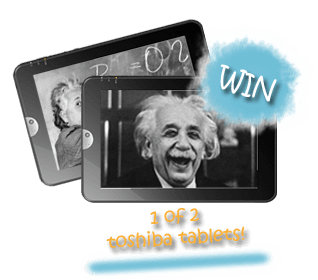 You could win these tablet PCs!